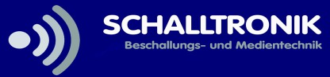 SCHALLTRONIK Beschallungs- und Medientechnik